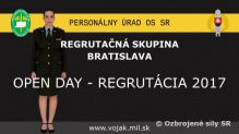 OPEN DAY - REGRUTÁCIA 2017